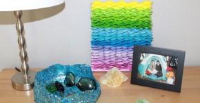 DIY Mod Podge Glitter Bowl ; handmadebykelly.com; momtastic.com