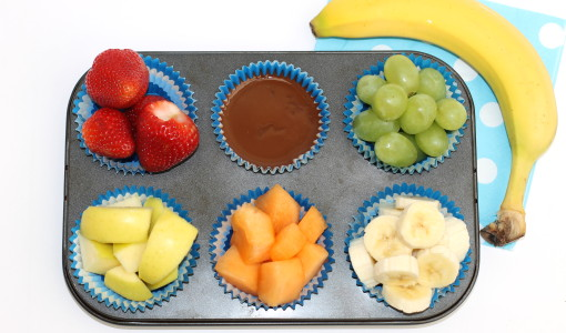 Chocolate Fondue Recipe for Kids; handmadebykelly.com