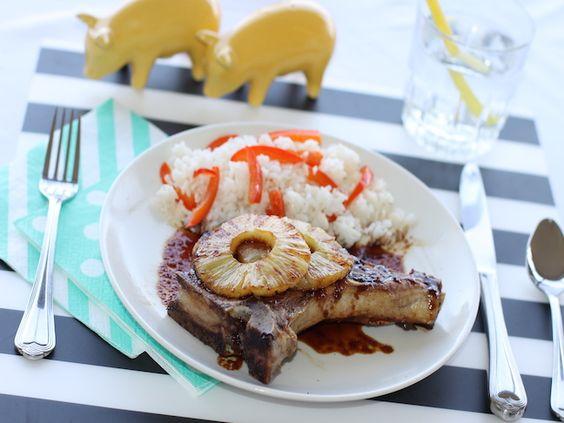 3 Pork Chop Dinner recipes; handmadebykelly.com/momtastic.com