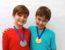 Olympic Medal Craft; handmadebykelly.com