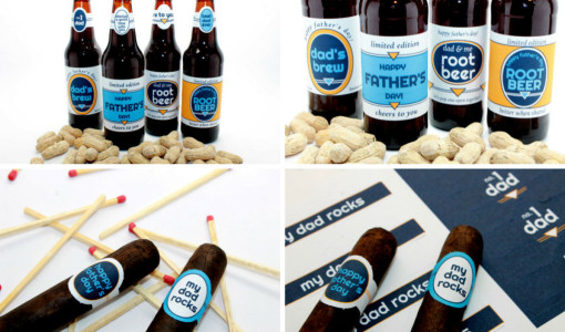 fathers-day-beer free printables handmadebykelly.com; onlinelabels.com
