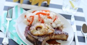 3 Pork Chop Dinner recipes; handmadebykelly.com/momtastic.com